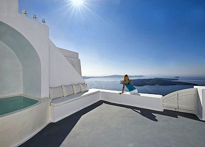 Apartment in Greece, Imerovigli: .