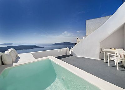 Apartment in Greece, Imerovigli: .