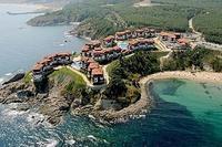 Penthouse_apartment in Bulgaria, Sozopol: Aeral View of Saint Thomas Holiday Village