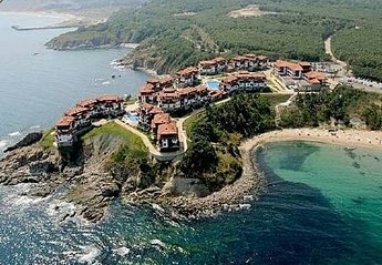 Penthouse Apartment in Bulgaria, Sozopol: Aeral View of Saint Thomas Holiday Village