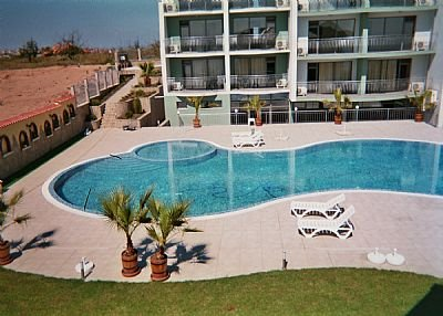 Owners abroad Gardenia Apartment