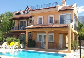 Villa BabaDag