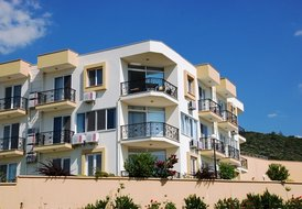 Panoramic View Penthouse Apartment, A-8 Seaside Park, Gulluk