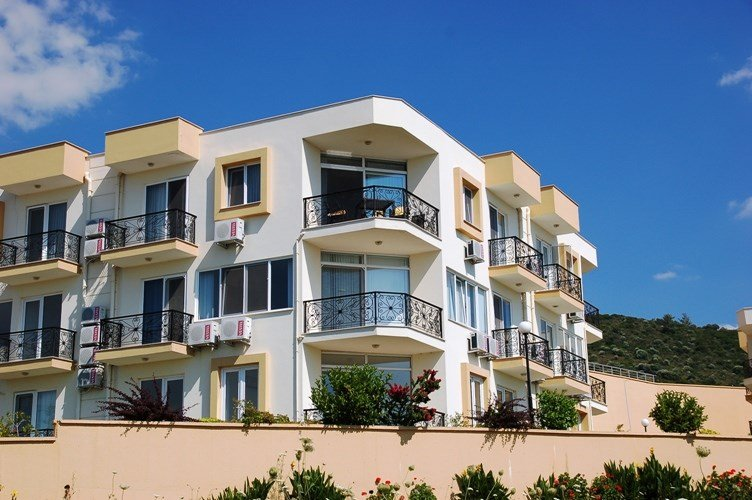 Owners abroad Panoramic View Penthouse Apartment, A-8 Seaside Park, Gulluk