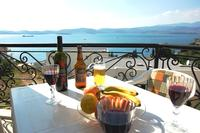 Apartment in Turkey, Gulluk: Great views over the bay - ideal for al-freco dining
