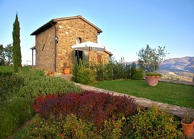 Villa in Italy, Chianti: EXTERNAL PRESENTATION