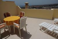 Apartment in Spain, Playa de las Americas: Lovely sunny balcony