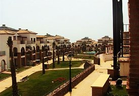 AL ANDALUS RESORT - 2 bedroom 2 bathroom First Floor apartment