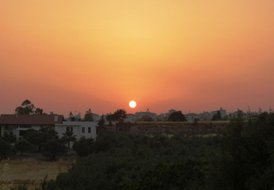1 bed apt - Stunning sunset - Mazotos, Larnaca, Cyprus