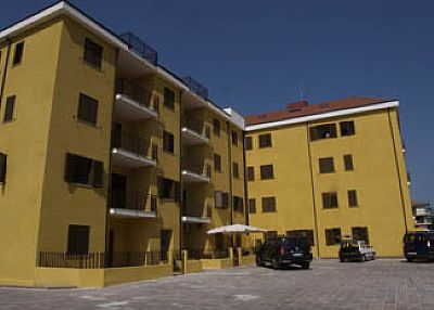Apartment in Italy, Nocera Terinese: External View of Building