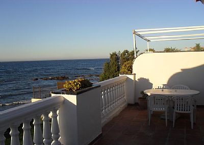 Apartment in Spain, Mijas Costa: With uninterupted panoramic views