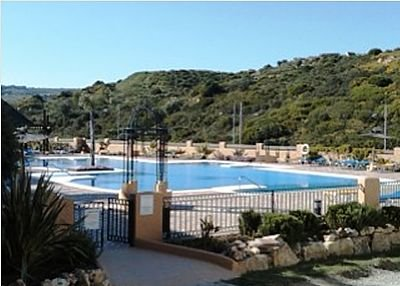 Apartment in Spain, La Duquesa Golf & Country Club: Pool area