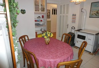 Apartment in Croatia, Town Split: dinning room