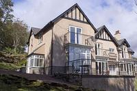 House in United Kingdom, Northumberland National Park: Whitton View Entrance