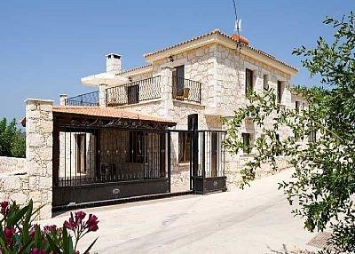 Owners abroad Villa Agios Georgios, Lysos Village, Polis