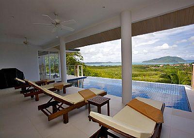 Villa in Thailand, Nai Harn: 1