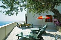 Apartment in Italy, Vettica: Il Mare private terrace