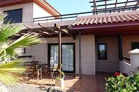House in Spain, Majanicho: The front of the property