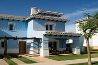 Villa in Spain, Mar Menor Golf Resort (Polaris World): Front View