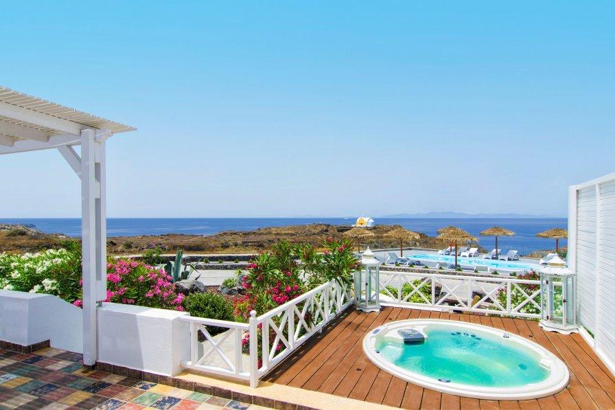 Villa in Greece, Oia