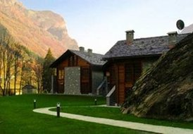 Monte Rosa -Alagna V. -Residence The Twin Stones - Apt 4+1 pax