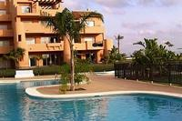 Apartment in Spain, Mar Menor Golf Resort (Polaris World): Front of Property