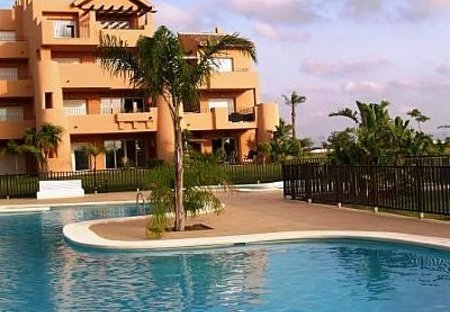 Apartment in Torre-Pacheco, Spain: Front of Property
