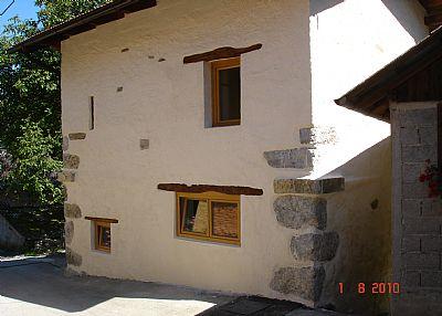 Cottage in Slovenia, Tolmin: Stone Cottage
