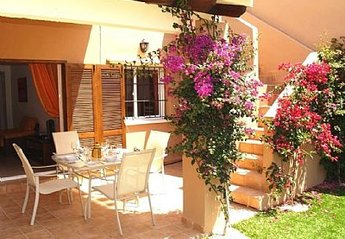 House in Spain, Mar de Cristal: Private Garden and Terrace