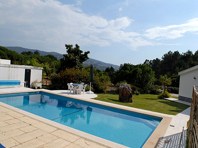 House in Portugal, Sintra: Swimming pool
