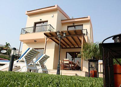 Villa in Cyprus, Pissouri: Hermes villa