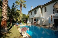 House in Turkey, Gocek: The house and private pool and garden