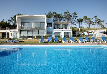 5 bedroom Villa for rent in Foz do Arelho