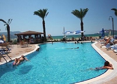 Villa in Turkey, Calis Beach: Childrens pool