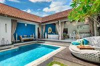 Villa in Indonesia, Seminyak: Villa Sea overview