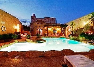 Farm house in Malta, Gharb: Villa Penmon
