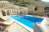 Villa in Italy, Scopello: External view