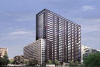 Apartment in Canada, Montreal: Building exterior