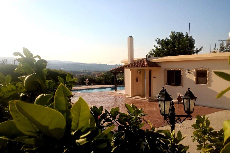 Owners abroad Villa Lee, Peristerona near Polis