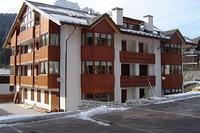 Apartment in Italy, Cortina d'Ampezzo: The residence