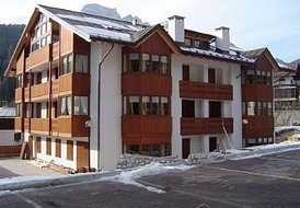 Cortina d'Ampezzo- Residence Dolomiti II - Apt B 4 pax