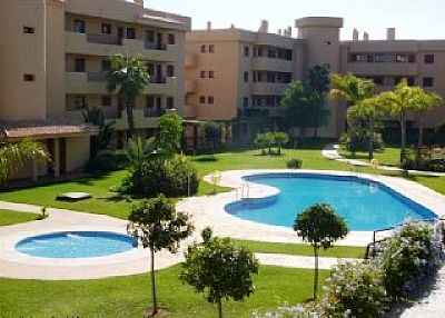 Apartment in Spain, La Cala de Mijas: Pools