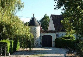Gite in France, Luçay-le-Mâle: Manoir de la Foulquetiere