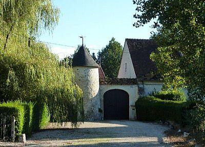 Gite in France, Indre: Manoir de la Foulquetiere