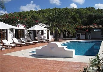 Villa in Spain, Ibiza: Can Salvador