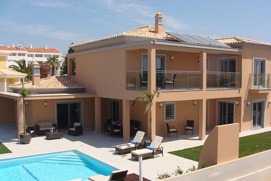 Villa in Portugal, Galé: VILLA CORAIS