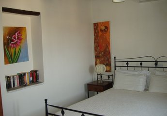 Village House in Cyprus, Tokhni: suite bedroom