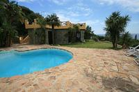 Villa in Italy, Torre delle Stelle: The swimming pool and the villa