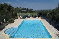 Villa in Greece, Fiscardo: Private pool