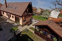 Villa in Romania, Brasov: Yard